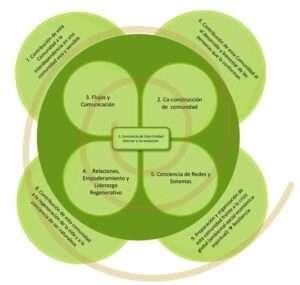 modelo koru koru transformacion 300x285 - Facilitación Ecosistémica: ¿y si hacemos del mundo un lugar más vital y saludable?