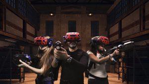 realidad virtual team building empresas barcelona 300x169 - Empresas