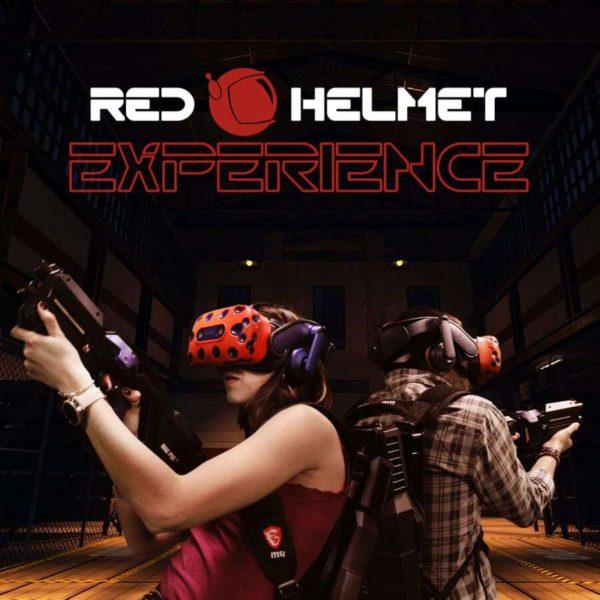 red helmet experience barcelona 600x600 - Red Helmet Experience: Team Building de Hiperrealidad Virtual.
