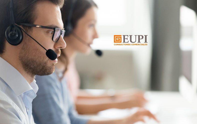 curso de venta por telefono eupi