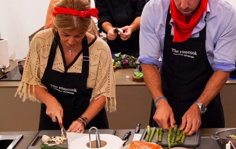team building de cocina masterchef barcelona