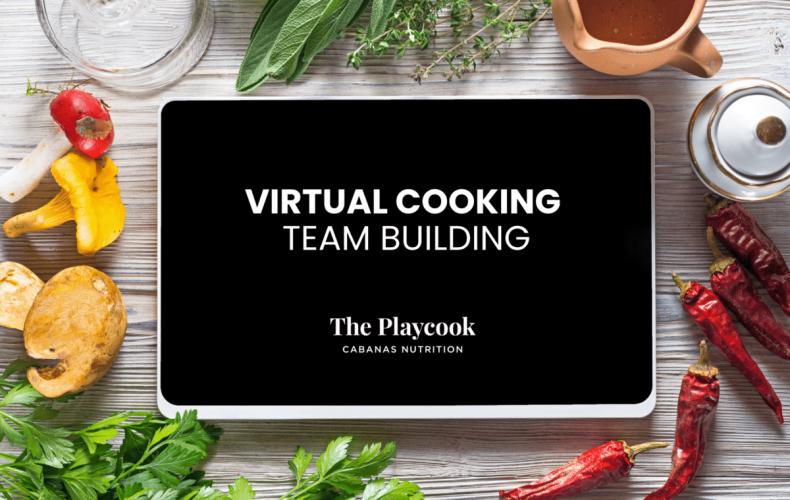 team building de cocina online
